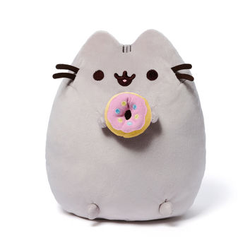 "Gund Pusheen 9.5"" Donut Plush"
