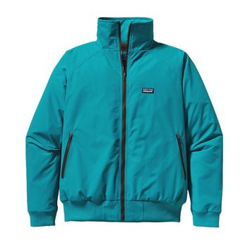 Patagonia Men's Shelled Synchilla® Fleece Lined Jacket
