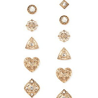 Filigree Stud Set