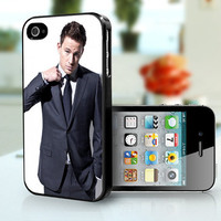 Channing Tatum iPhone 4 iPhone 4s case by 4JustNCASE on Etsy