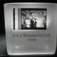 "It's a Wonderful Life - ""Every time a bell rings, an angel gets his wings."""