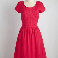 She Docent Miss Anything Dress | Mod Retro Vintage Dresses | ModCloth.com