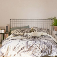 Lisa Argyropoulos For DENY San Diego Palms Duvet Cover - Urban Outfitters