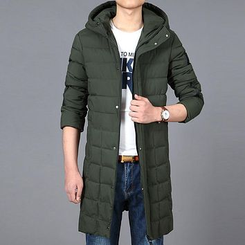 Plus Size 5XL 6XL 7XL 8XL Mens Long Styel Winter Dress Parka Men Jackets and Coats 150