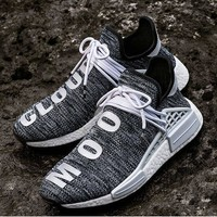 Adidas NMD Human Race CLOUDS MOON Sports Shoes Sneakers - Best Deal Online