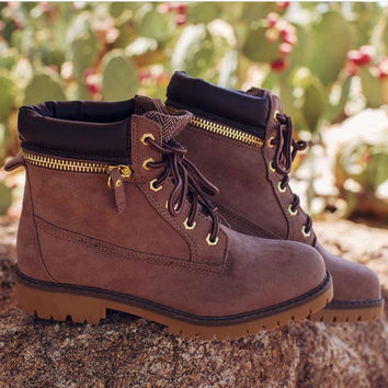 Hit the Road Boots