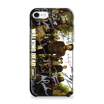 THE WALKING DEAD COVER MOVIE AND SIGNATURE iPhone 6 | iPhone 6S Case