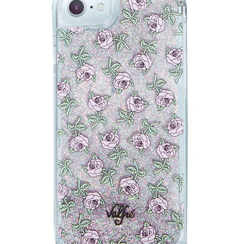Rose Glitter iPhone 7 Case