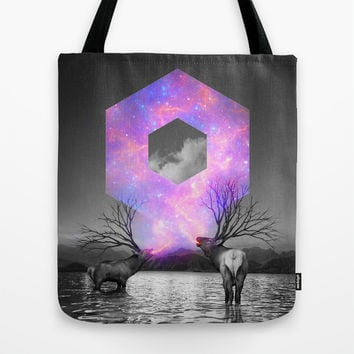 Made of Star Stuff Tote Bag by Soaring Anchor Designs