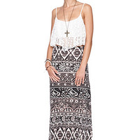Billabong Start Something Maxi Skirt at PacSun.com