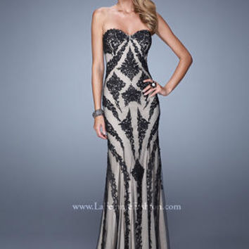 La Femme 20615 La Femme Prom Prom Dresses, Evening Dresses and Homecoming Dresses | McHenry | Crystal Lake IL