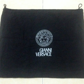 Vintage Gianni Versace Dust Bag.