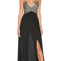 Shalmar Dress in Black