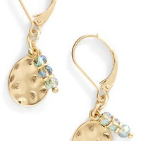 Women's Lonna & Lilly 'Whim-Pe' Drop Earrings - Gold/