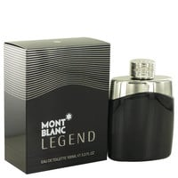 MontBlanc Legend by Mont Blanc Shower Gel 5 oz