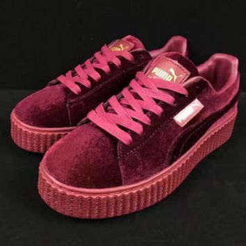 Puma Creepers - Fenty by Rihanna - All Models Velvet