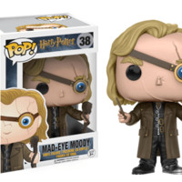 Pop! Harry Potter - Mad-Eye Moody