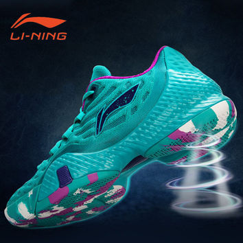Lining Men 2016 New  Cba Basketball Shoes Professional Competition Men Shoes Basketball Brand Sport Shoes Abal055