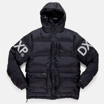 10Deep | Tops | F14 Ice Station Bubble Jacket - Black