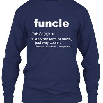 Funny Gift For Uncle   Funcle Definition