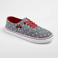 Women's Disney® Minnie Mouse Sneakers - Gray