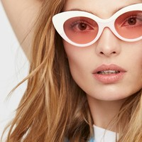 Free People Two Tone Wild Gift Sunnies
