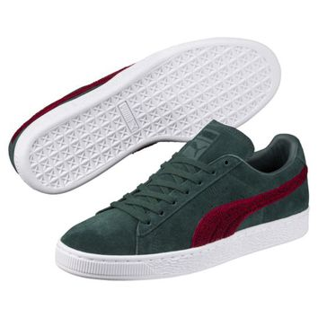 Suede Classic Terry Sneakers, buy it @ www.puma.com