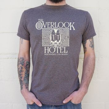The Overlook Hotel In Sidewinder, Colorado [The Shining Inspired] Men's T-Shirt