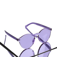 Claritii Purple Sunglasses-BACKORDER