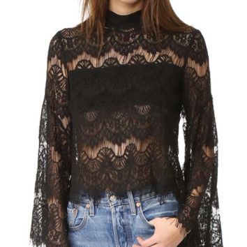 Drama Queen Lace Top