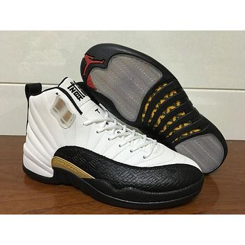 Air Jordan 12 ¡°Chinese New Year¡± 20 Anni AJ 12 Retro CNY Basketball shoes