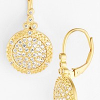 Women's Freida Rothman 'The Standards' Pave Drop Earrings