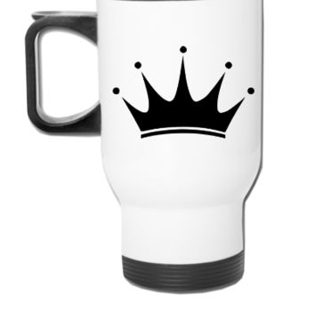 Crown (HQ) - Travel Mug