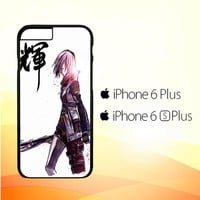Lightening From Final Fantasy Sumie Style Aa iPhone 6 Plus|6S Plus Case