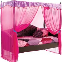 Belle Noir Canopy Daybed - Rooms To Go