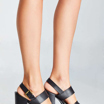 Clean Strap Heel - Urban Outfitters