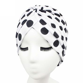 Women Printing Cancer Chemo Hat