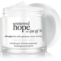 Philosophy Renewed Hope In A Jar SPF 30 | Ulta Beauty