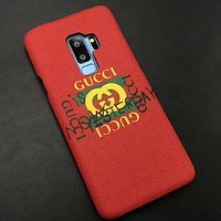 Perfect Gucci Phone Cover Case For  Samsung Galaxy s8 s8Plus s9 s9Plus note 8