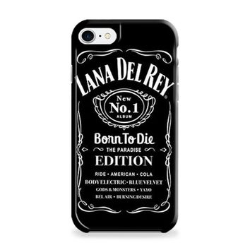 Lana Del Rey Born To Die Album iPhone 6 Plus | iPhone 6S Plus Case