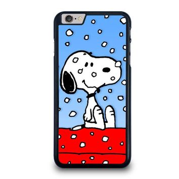 SNOOPY DOG CHRISTMAS iPhone 6 / 6S Plus Case Cover