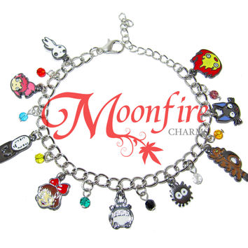 BEST OF ANIME Fandom Charm Bracelet