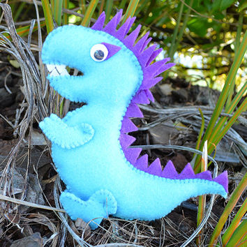 Dino-Sew-Or Plush Kit