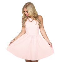 Skate On By Dress in Pink