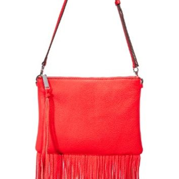 Fringe Jon Cross Body Bag