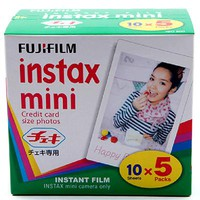 50 Sheets Fuji Fujifilm Instax Mini 8 Film White Filme For Instax Mini 9 8 70 7 7s 90 25 50 Share SP-1 SP-2 Instant Photo Camera