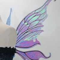 """Fairy Wings """"Nimue"""" Lady of the Lake"""