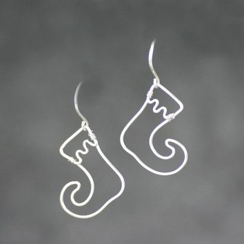 wiring earrings  Bridesmaid gifts Free US Shipping handmade Anni designs