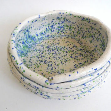 Coil Ceramic Bowl by LooseGoods on Etsy