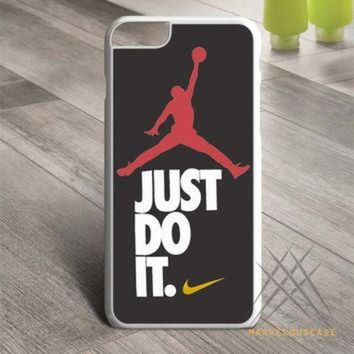 DCCKHD9 Nike Jordan Just Do it Custom case for iPhone, iPod and iPad